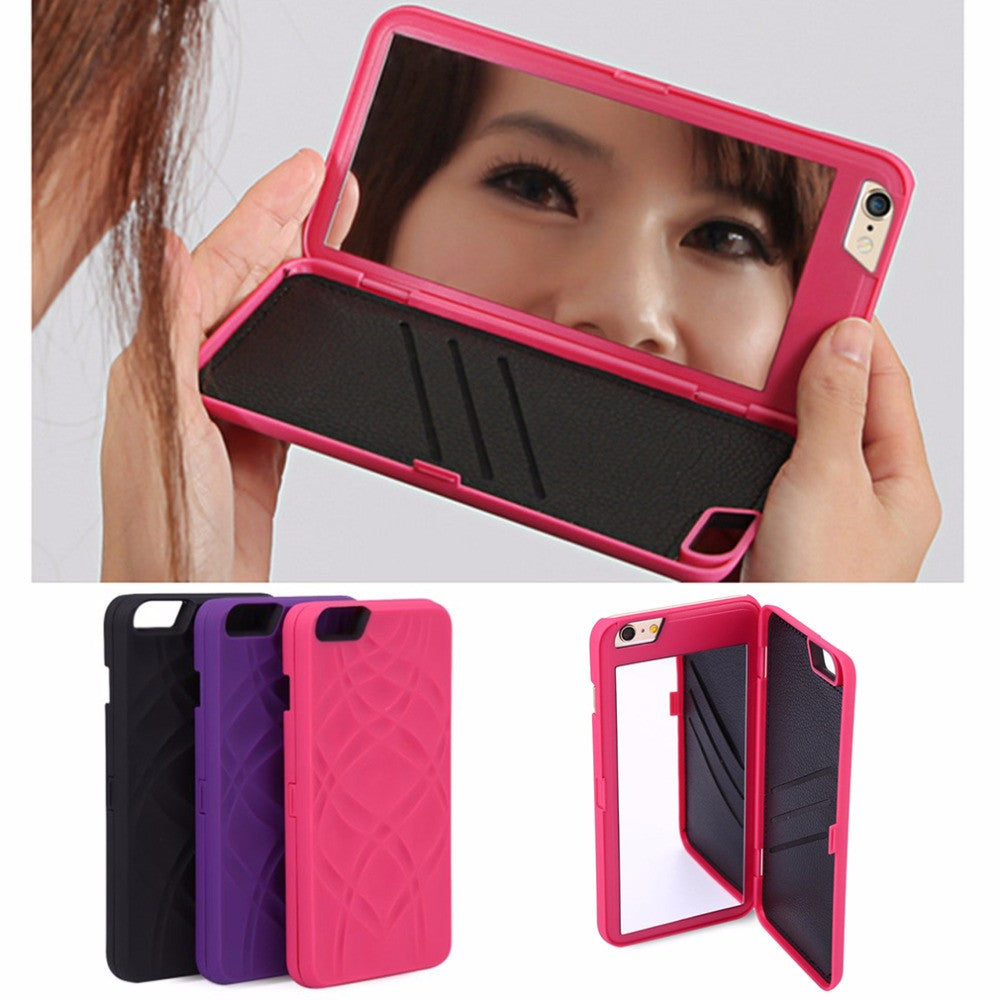 The Mirror/Wallet iPhone Case