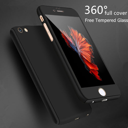 The X Case - Ultra-Slim 360 Degree Protection