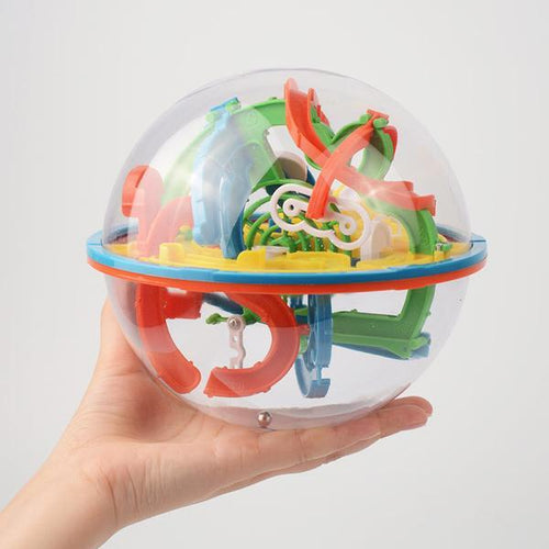 3D Puzzle Labyrinth Magic Ball Toy