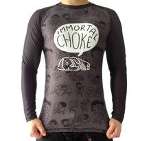 ImmortalChoke Rash Guard