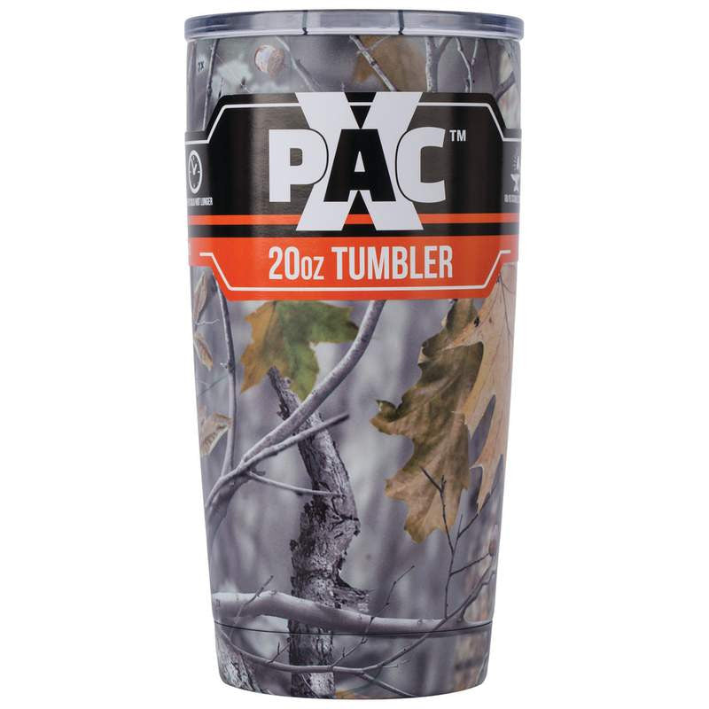 20 oz Camo Stainless Steel Tumbler