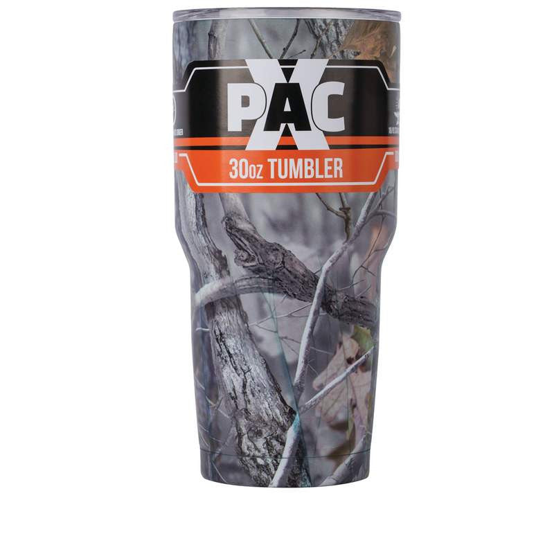 30 oz Camo Stainless Steel Tumbler