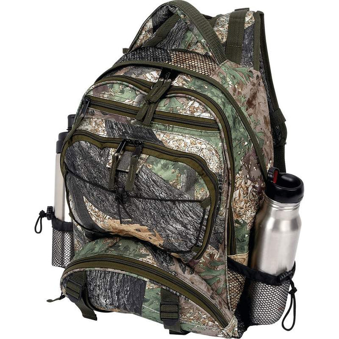 Camouflage Water-Resistant Backpack