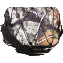 Camo Cooler Bag with Bungee