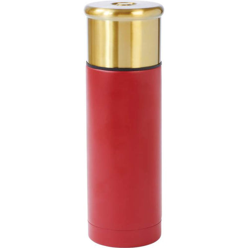 Shotgun Shell Stainless Steel Vacuum Bottle 34oz