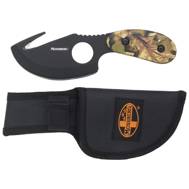 Mossberg Skinning Knife With Gut Hook Kountry Forever