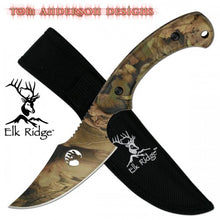 "8"" Skinning Knife with Sheath"