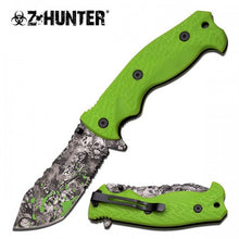 "9"" Zombie Knife by Z Hunter"