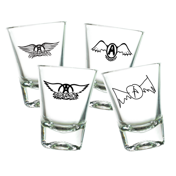 Collectors Shot Glass Set