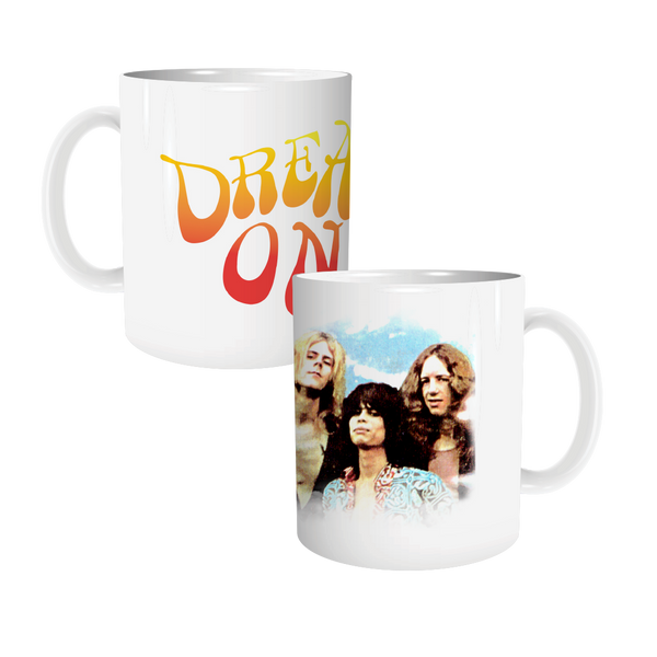Dream On (mug)