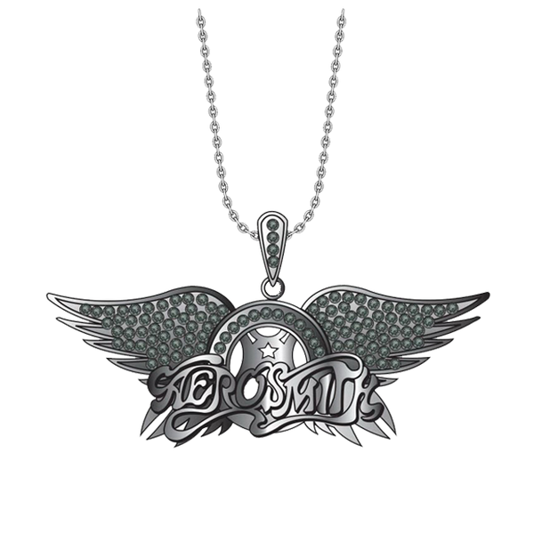 925 sterling silver pendants bling crystals aerosmith 925 sterling silver pendants mozeypictures Choice Image