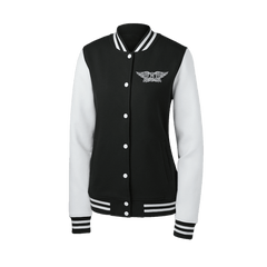Bling Letterman Jacket