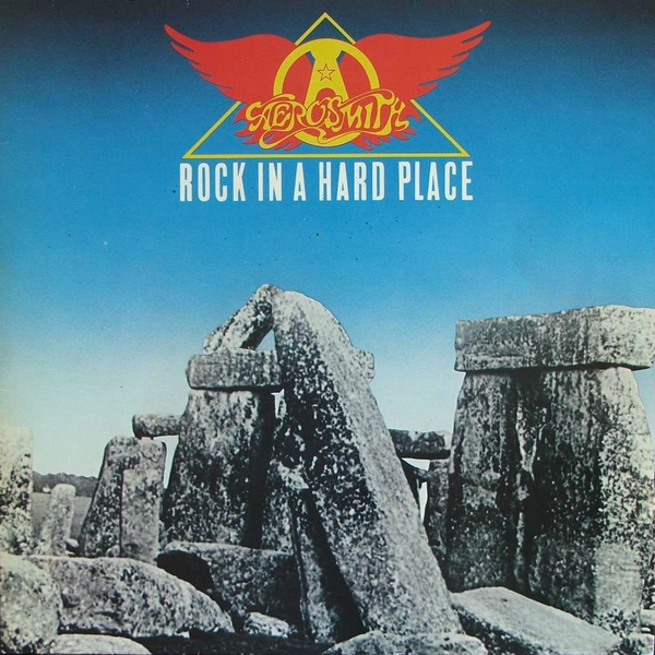 "Rock in a Hard Place 12"" LP"