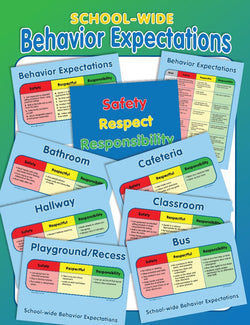 School-Wide Behavior Expectations