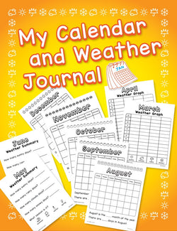 Calendar and Weather Journal SAMPLER