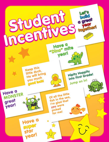 Student Incentives