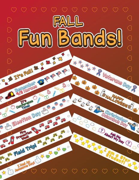 Fun Bands - Fall