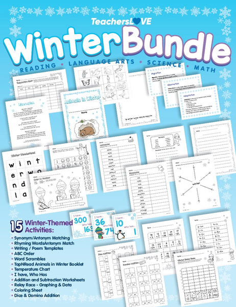 Bundle Up!: 15 Winter-Themed Activities