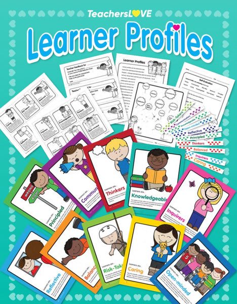 IB/PYP Learner Profiles