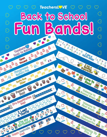 Fun Bands - Back to School