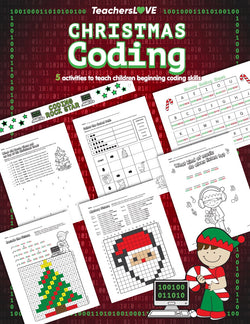 Christmas Coding: 5 Screen-Free Activities to Teach Beginning Coding Skills