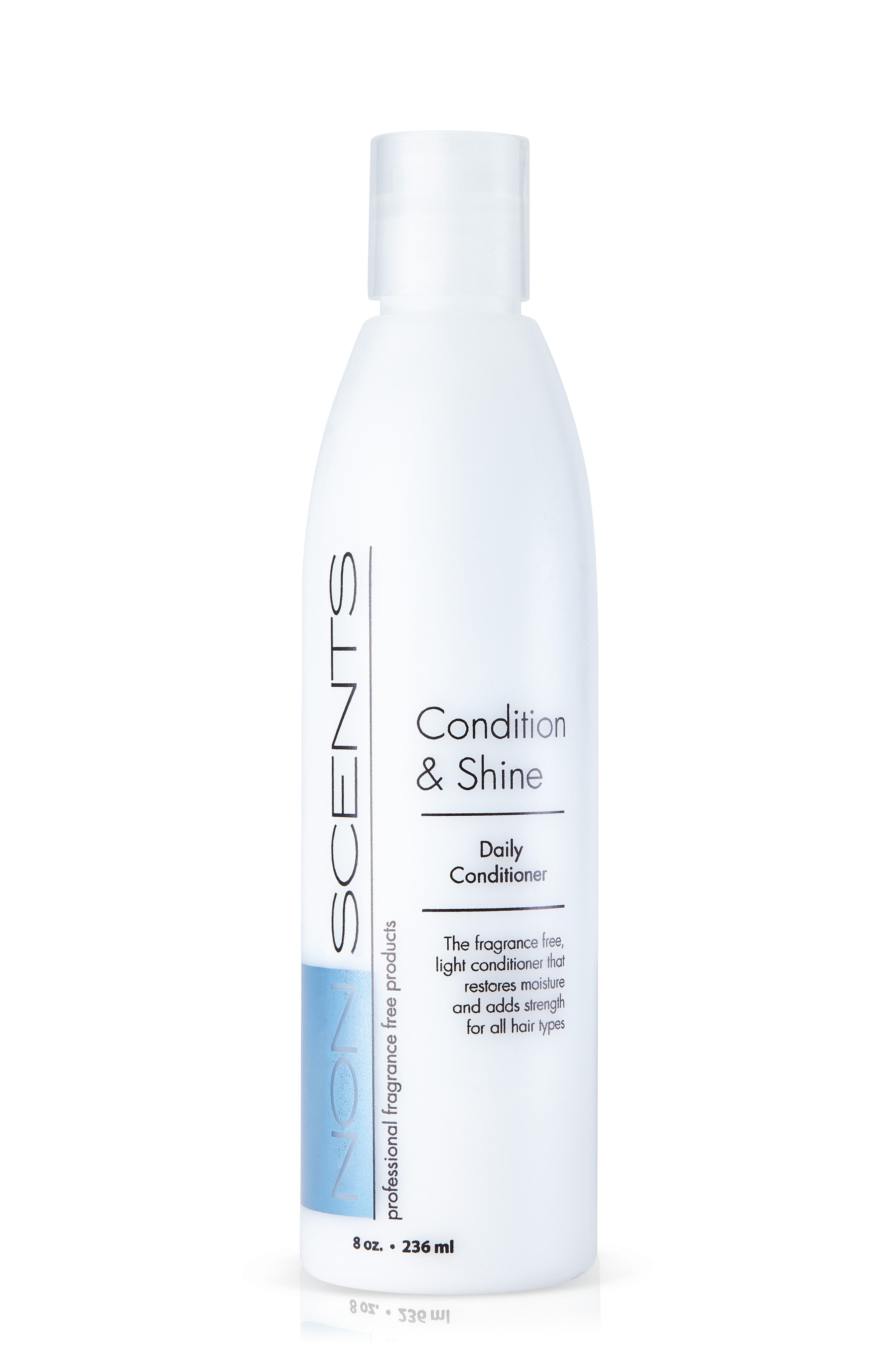 Nonscents Condition & Shine Unscented Conditioner