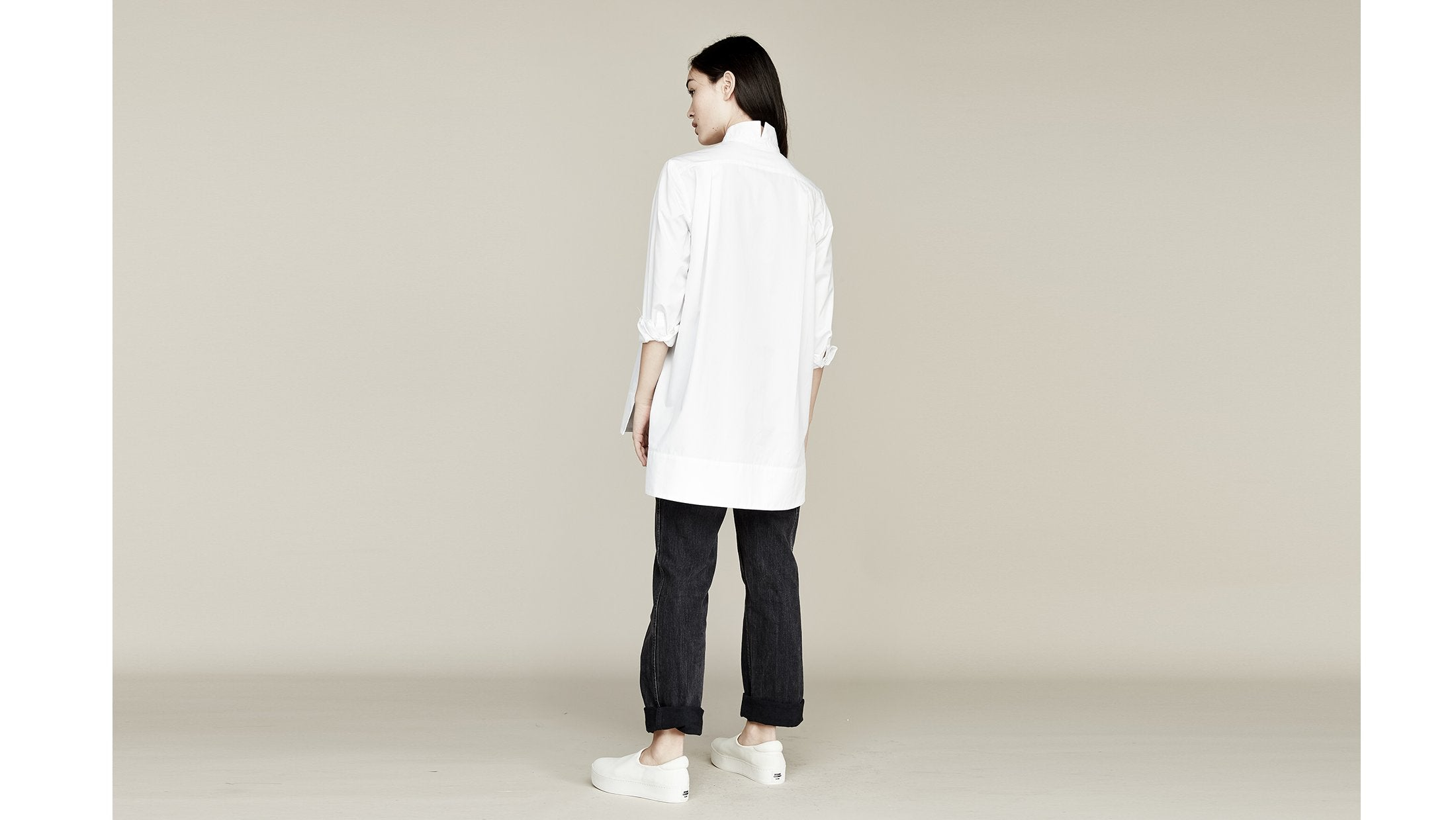 Where Mountains Meet Adri Tunic in Salt