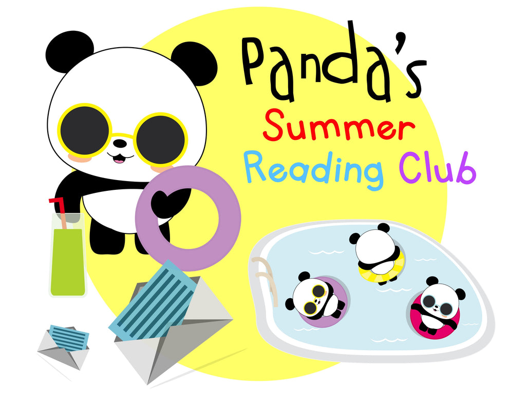 Panda's Summer Reading Club