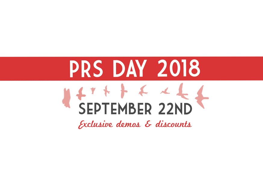 PRS Day 2018 @ Ish Guitars