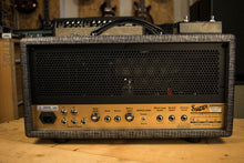 Supro 1699R Statesman 50W Tube Guitar Amp Head Store Demo