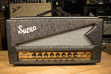 Supro Black Magick Reverb Head Store Demo