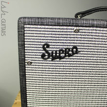 Supro Black Magick 1790 1x12 Extension Cab