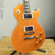2004 Gibson Les Paul Amber Limited Edition 264/275