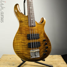2019 PRS Gary Grainger 4 String Bass Yellow Tiger Finish