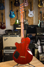 Godin LG HMB Electric Guitar Trans Red