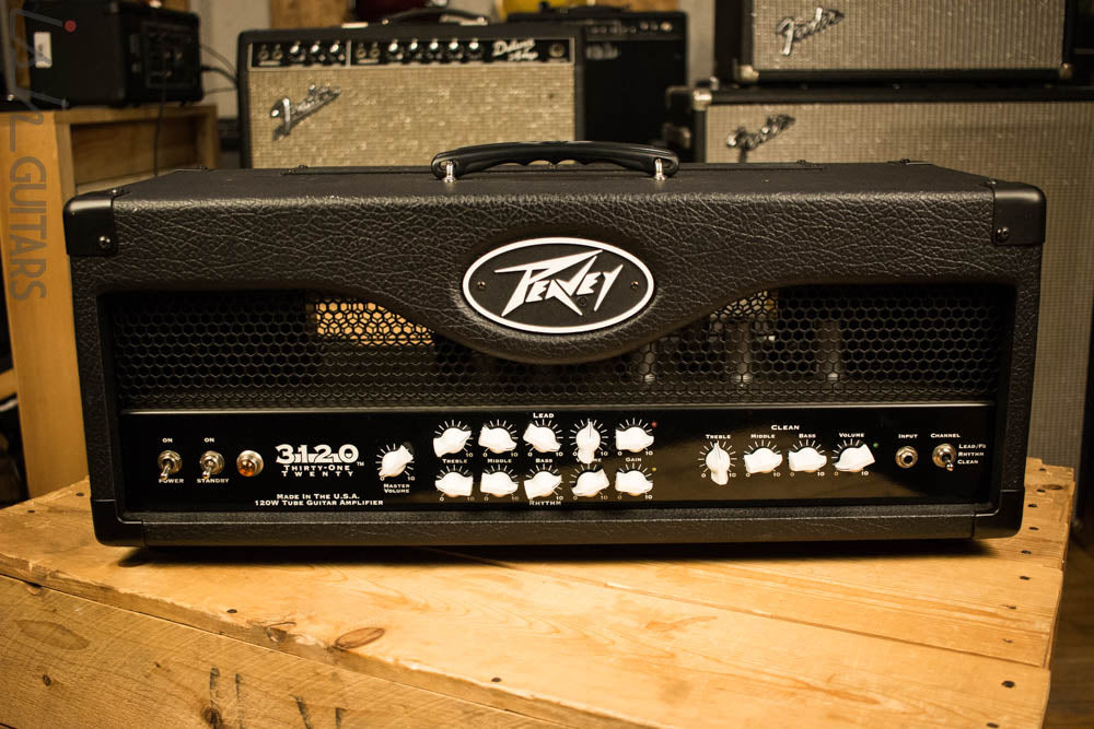 Peavey 3120 Amplifier Head