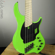 Dingwall Combustion NG-2 5-String Multiscale Bass Ferrari Green