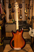 2003 Lakland Skyline Fretless Hollowbody Three Tone Sunburst