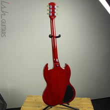 Stagg G-300 LH Cherry Red