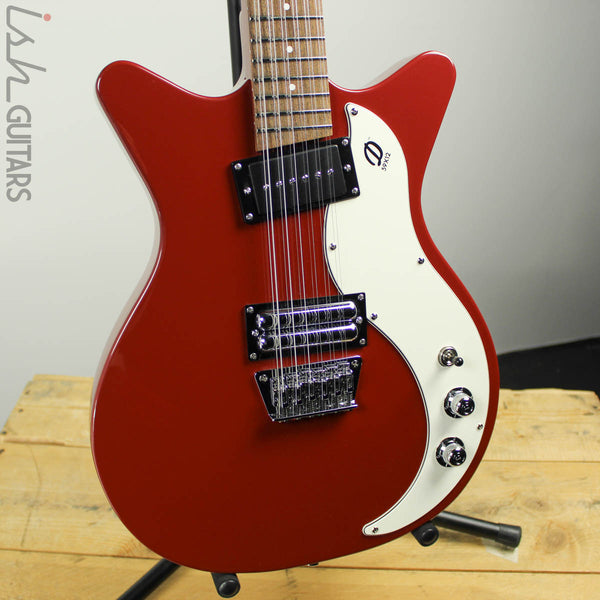 Danelectro '59X12 Dark Red 12 String