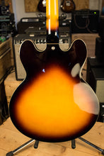 Tokai Korean Premium Series Lacquer Finish ES Guitar Sunburst