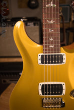 2017 Paul Reed Smith PRS 408 Custom Color Gold Top Natural Back