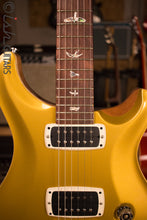 Paul Reed Smith PRS 408 Custom Color Gold Top Natural Back