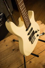 1998 White Peavey Firenza JX Electric Guitar