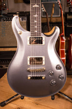 PRS McCarty 594 CUSTOM Platinum Metallic Top Natural Korina Body Flamed Neck