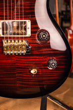 2017 PRS Paul Reed Smith Singlecut Tremolo CUSTOM 10 Top Fire Red SmokeWrap Burst