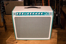 "Tone King Imperial Mk I 20 Watt 12"" Guitar Amp Turquoise USA"