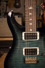 Paul Reed Smith PRS CE24 Custom Color Aqua Smokewrap Burst