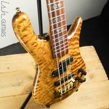 2017 USA Spector NS-2 Custom Tiger Eye Finish Premium Quilted Maple Gloss