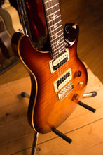 2018 PRS SE Custom 24 Tobacco Sunburst